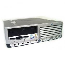 HP Compaq DC7700-E641G80 DT Intel Core 2 Duo E6400 2Go 80Go DVD Windows 7
