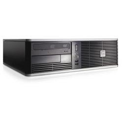 HP Compaq DC5750 DT AMD Athlon 64 X2 4800+ 4Go 80Go DVDRW Windows 7