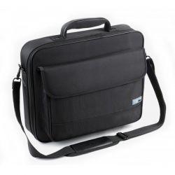 Sacoche en nylon Noir 1680D pour ordinateur portable 15.4-16 pouces