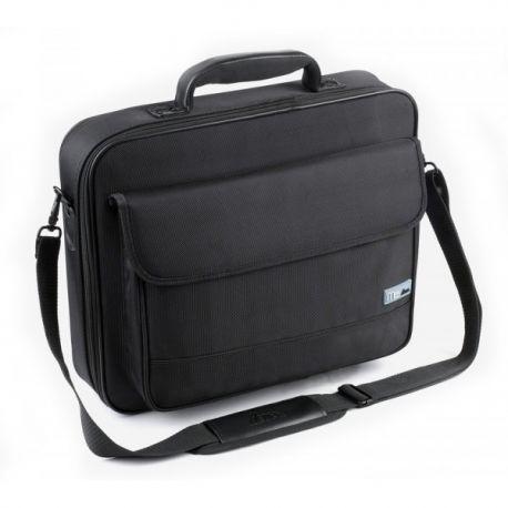 b88a707cdd Sacoche en nylon Noir 1680D pour ordinateur portable 15.4-16 pouces ...