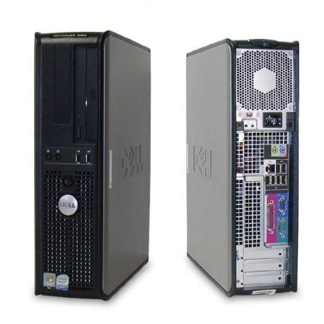 Dell OptiPlex 360 DT Intel Core 2 Duo E7500 2Go 160Go DVDRW Windows 7