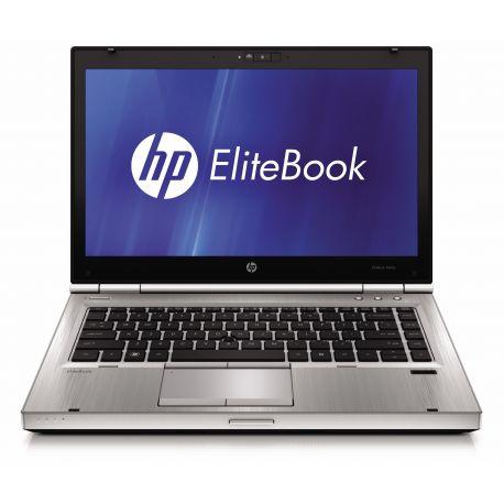 "HP EliteBook 8460P Intel Core i5-2520M 2Go 250Go DVDRW Webcam 14"" Windows 7"