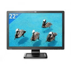 "Ecran LCD HP LE2201W Noir 22"" 1680x1050 VGA"