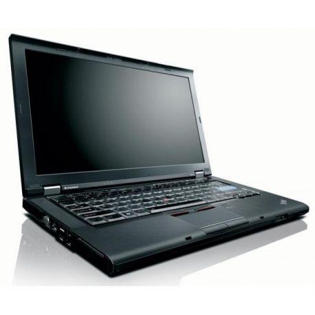 "Lenovo ThinkPad T410-2537NW7 Intel Core i5-M520 4Go 320Go DVDRW 14,1"" Wifi Windows 7 WEBCAM"