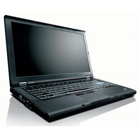 "Lenovo ThinkPad T410 Intel Core i5-M520 4Go 320Go DVDRW 14,1"" Wifi Windows 10 WEBCAM"