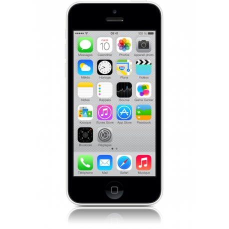 Apple iPhone 5C 8Go Blanc