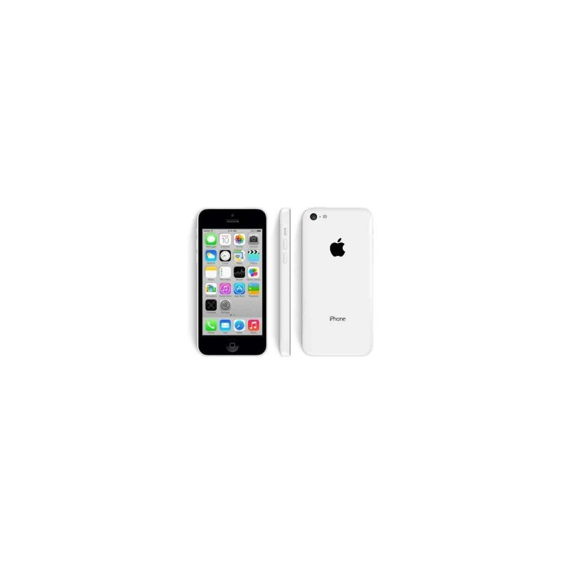 apple iphone 5c 8go blanc laptopservice. Black Bedroom Furniture Sets. Home Design Ideas