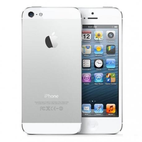 Apple iPhone 5S 32Go Couleur Silver