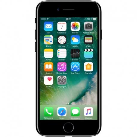 Apple iPhone 7 256Go Noir de jais
