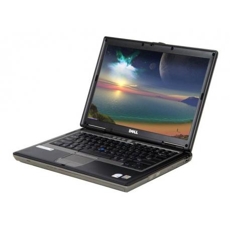 """Dell Latitude D620 Intel Core 2 Duo T5500 2Go 80Go Combo 14,1"""" Windows 7"""