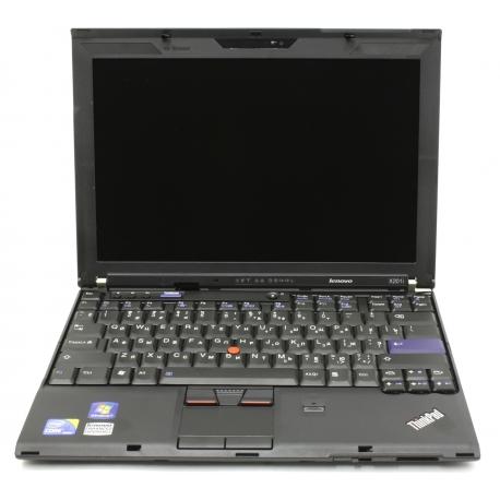 Lenovo ThinkPad X201i 4Go 320Go