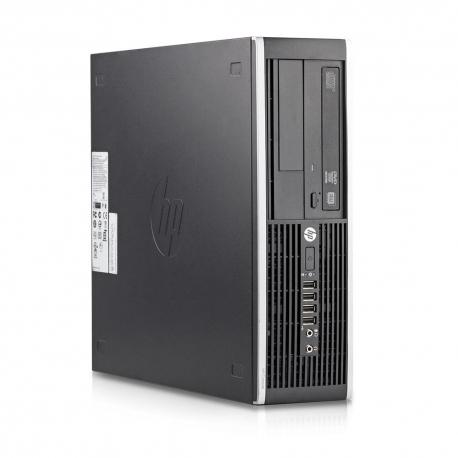 HP Compaq Elite 8200 SFF 4Go 500Go