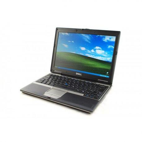 """Dell Latitude D420 Intel Core Solo U1300 1Go 60Go Wifi 12,1"""" Windows 7"""