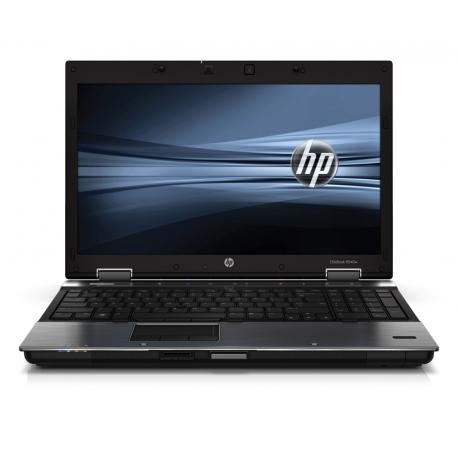 HP EliteBook 8540p 2Go 250Go