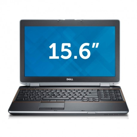 Dell Latitude E6520 - 4Go - HDD 250Go