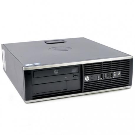 HP Elite 8300 DT - 4Go - 250Go