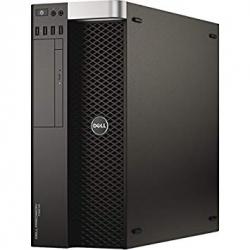 Dell Precision T3610 Tour - 32Go - 256Go SSD + 500 Go