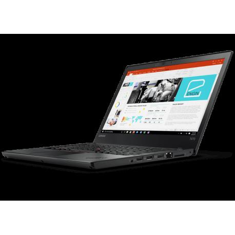 Lenovo ThinkPad T470 - 8Go - SSD 256Go