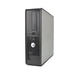 Dell OptiPlex 760 SFF 2Go 160Go