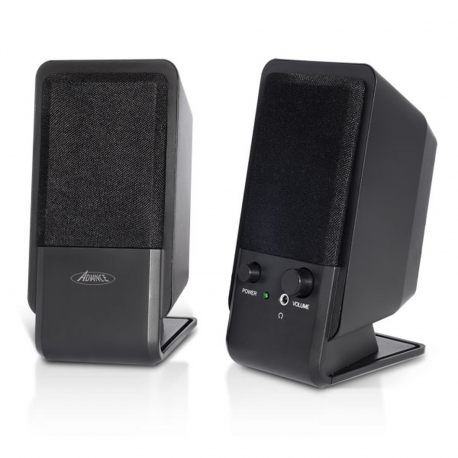 ENCEINTES PC - ADVANCE SOUNDPHONIC SP-U800B - 4W