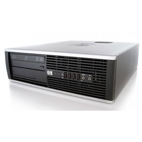 HP Compaq Elite 8200 DT - 8Go - 250Go - Linux
