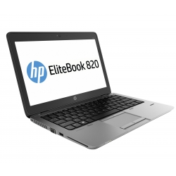 HP EliteBook 820 G1 - 8Go - 240Go SSD - Linux