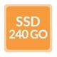 Remplacement SSD 240Go - Ordinateur reconditionné