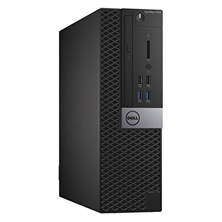 Dell OptiPlex 7040 SFF - 8Go - 240Go SSD