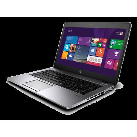 PC portable reconditionné - HP Probook 745 G2 - 8Go - 320Go HDD - Webcam - Windows 10