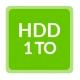 Remplacement disque dur par HDD 1To - Ordinateur reconditionné