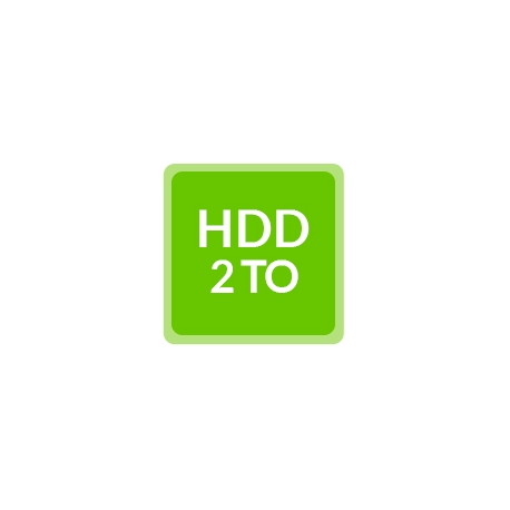 Remplacement disque dur par HDD 2To - Ordinateur reconditionné