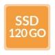 Remplacement SSD 120Go - Ordinateur reconditionné