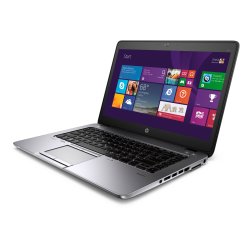 Pc portable reconditionné - HP Probook 745 G2 - 4Go - 320Go HDD - Webcam - Windows 10