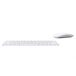 Pack clavier magic keyboard / souris sans fil Apple magic mouse 2