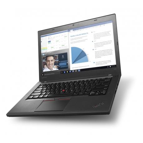 Ordinateur portable reconditionné - Lenovo ThinkPad T460 - 8Go - 120Go SSD - Full-HD - Webcam - WIndows 10