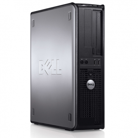 Ordinateur de bureau Dell OptiPlex 780 DT reconditionné - 4Go - 250Go HDD