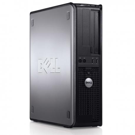 Ordinateur de bureaux - Dell OptiPlex 780 format DT - reconditionné - 8Go - 250Go HDD