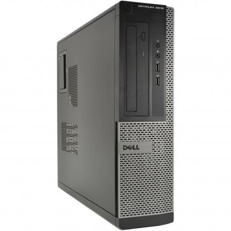 Pc de bureau - Dell OptiPlex 3010 DT reconditionné -  8Go - 250Go HDD