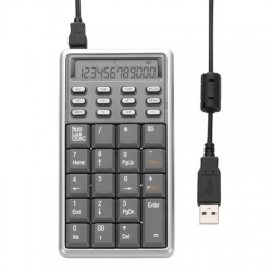 Ortek Calculator Mobile Mini Keypad - Pavé numérique USB