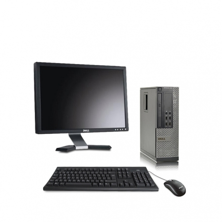 Dell 7010 SFF + Ecran 20""