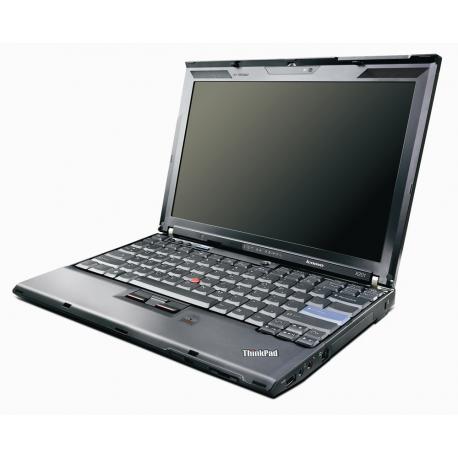 Lenovo ThinkPad X201 - 4Go - 250Go HDD Linux