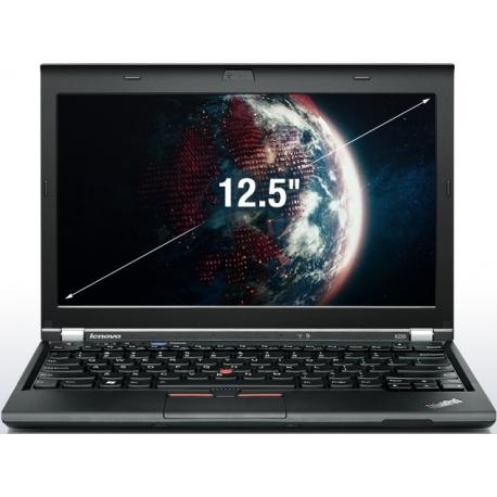 Lenovo ThinkPad X230 - 4Go - 250Go HDD - Linux