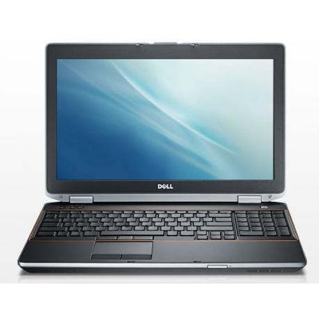 Dell Latitude E6520 - 4Go - SSD 120Go - Linux
