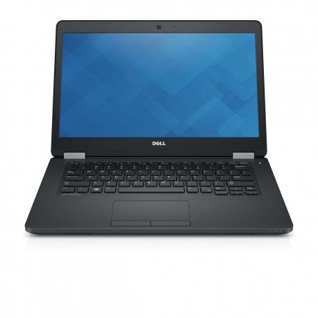 Dell Latitude E5470 - 4Go - 250Go HDD - Ubuntu / Linux
