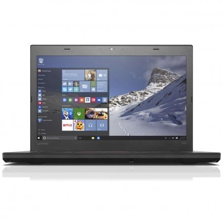 Lenovo ThinkPad T460 - 8Go - 120Go SSD - Linux / Ubuntu