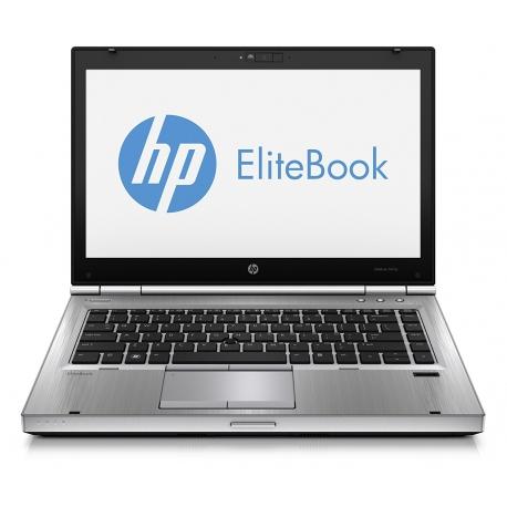 HP EliteBook 8470p - 8Go - SSD 120Go