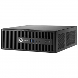 HP ProDesk 400 G3 SFF - 4Go - HDD 120Go - Linux