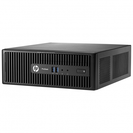 HP ProDesk 400 G3 SFF - 4Go - HDD 240Go - Linux