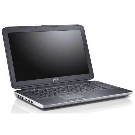 Dell Latitude E5530 - 8Go - HDD 500Go - Ubuntu / Linux