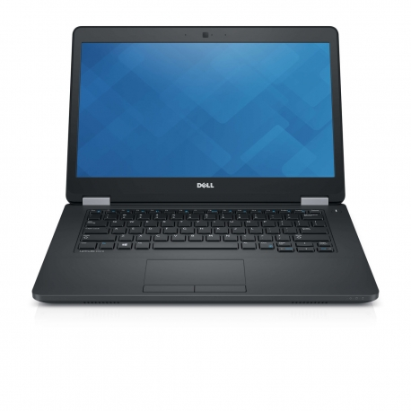 Dell Latitude E5470 - 4Go - SSD 120Go - Ubuntu / Linux